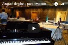 aluguel de pianos