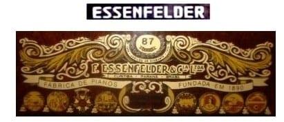 pianos usados essenfelder