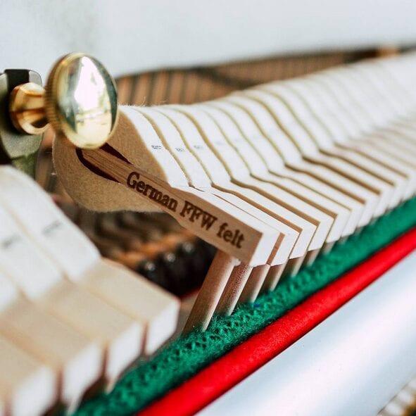 avaliação de pianos