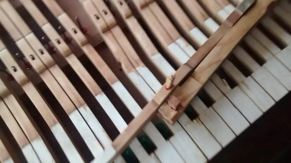 embuchamento de teclado