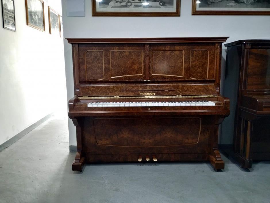reforma de piano ronisch