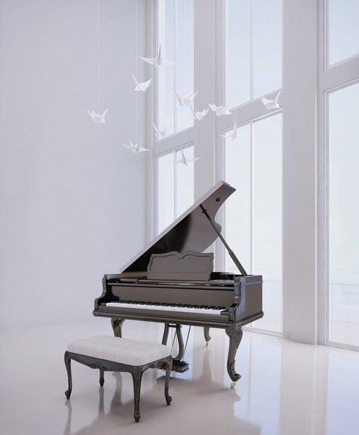 compra de pianos