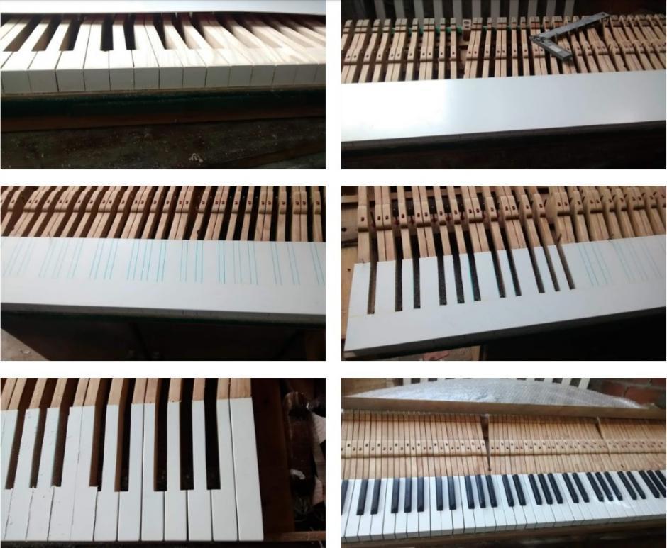 conserto de pianos